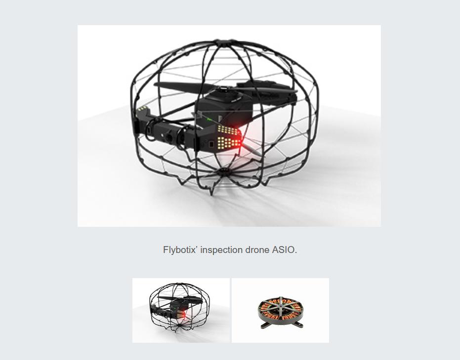 maxon develops ultra-efficient UAV drive with startup Flybotix
